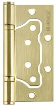 Петля Универсальная Без Врезки Fuaro500-2Bb/Bl 100X2,5 Sb (Мат. Золото) Блистер