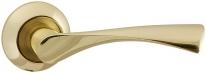 Ручка Раздельная Classic Ar Gp/Sg-5 Золото/Матовое Золото, Квадрат 8X130 Мм, Fuaro