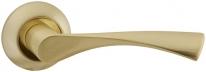 Ручка Раздельная Classic Ar Sg/Gp-4 Матовое Золото/Золото, Квадрат 8X130 Мм, Fuaro