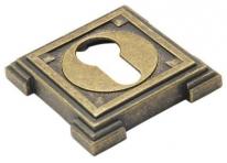 Накладка К Ручке Adden Bau Vintage Sc Vq001 Aged Bronze, Состаренная Бронза