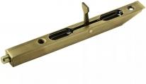 Ригель (торцевой ограничитель, шпингалет) Adden Bau 401-140 Bronze, Бронза