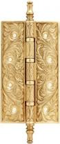 Петли Дверные Class В 5015 152X89X4,0 Мм Золото 24 К + Коричневый