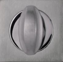 Дверная Завертка Forme Wc Squared Хром Полированный