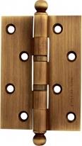 Петля дверная универсальная Melodia 522 A Матовая бронза 102х75х2,8 мм