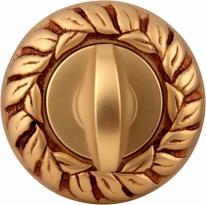 Дверная завертка Melodia Wc 60 Мм Французское золото