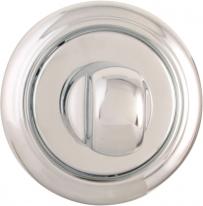 Дверная Завертка Melodia Wc 50 V Полированный Хром