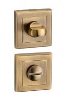 Дверная Завертка Punto Bk6 Ql Abg-6 Зеленая Бронза