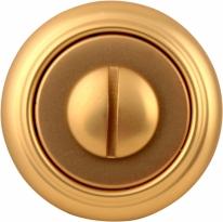 Дверная завертка Melodia Wc 50 V Французское золото