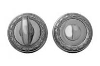 Дверная завертка Melodia Wc 50 D Античное серебро