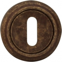 Дверная накладка Melodia Cab 50 V Античная бронза
