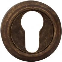 Дверная накладка Melodia Cyl 50 V Античная бронза