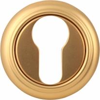 Дверная накладка Melodia Cyl 50 V Французское золото