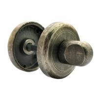 Завертка Дверная Morelli Luxury Cc-Wc Fea Цвет - Античное Железо