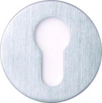 Дверная накладка Melodia Melodia Cyl Полированный хром (Fixa)