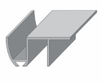 Нижняя Направляющая Для Раздвижных Дверей N-2