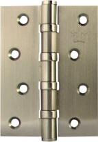 Петля дверная универсальная Corona Flat, Матовый никель
