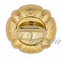 Фиксатор поворотный Venezia WC-2 D5 полированная латунь