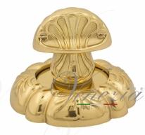 Фиксатор поворотный Venezia WC-4 D5 полированная латунь