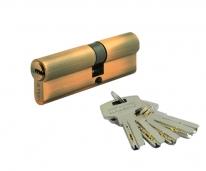 Цилиндровый механизм Нора-М Люкс Ii Лп-80 (Застаренная Медь) (45-35)
