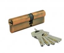 Цилиндровый механизм Нора-М Люкс Ii Лп-90 (Застаренная Медь) (50-40)