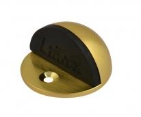 Ограничитель дверной напольный  Нора-М 100 (Матовое Золото)