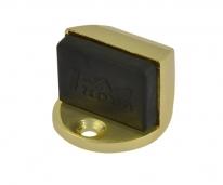 Ограничитель дверной напольный  Нора-М 107 (Золото)