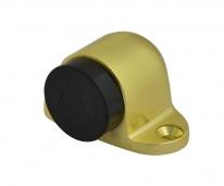 Ограничитель дверной напольный  Нора-М 108 (Матовое Золото)