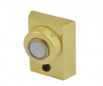 Ограничитель магнитный Нора-М 801 (Матовое золото)