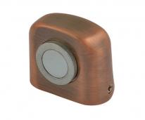 Ограничитель магнитный Нора-М 802 (Застаренная медь)