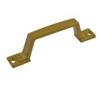 Ручка дверная скоба Нора-М Рс-50 Мм (Золото)