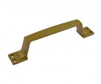 Ручка дверная скоба Нора-М Рс-100 Мм (Золото)