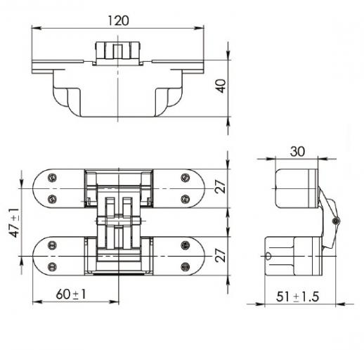Петля Amr-2 Sc