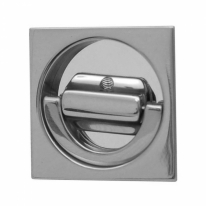 Ручка для раздвижной двери Rezident Ld-Pan-001-Square Sn