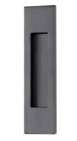 Ручка для раздвижной двери COLOMBO ID411 NM матовый черный