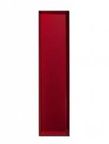 Ручка для стеклянных дверей Rezident G с зеркальным эффектом rubin