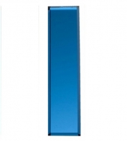 Ручка для стеклянных дверей Rezident G с зеркальным эффектом sapphire
