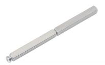Разрезной шток для замков с функцией антипаника (9 мм/65х65 мм)