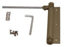 Доводчик дверной Rezident пружинный Ls-22 Brown коричневый