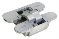 Скрытые петли MORELLI с 3-D регулировкой HH-5 SC Цвет - Матовый хром 40/60 кг
