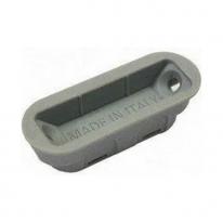 Ответная планка к магнитным замкам Morelli Innovation W7 планка под PC, Серый