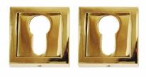 Декоративная накладка на личину ET-15 Sg матовое золото