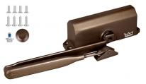 Доводчик Дверной Dorma Ts 77 En4, С Рычажной Тягой, 90 кг Коричневый