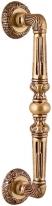 Ручка дверная скоба Fuaro Palazzo Pull Sm Rb-10 Золото французское 250/305 мм
