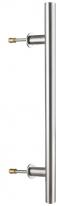 Ручка дверная скоба Fuaro Ph-22-25/300-Inox (нержавейка)
