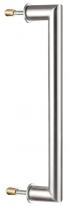 Ручка дверная скоба Fuaro Ph-23-25/300-Inox (нержавейка)
