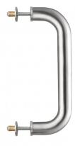 Ручка дверная скоба Fuaro Ph-21-25/200-Inox (нержавейка)