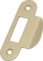 Agb B01000.13.23 Ответная Планка (Матовое золото)
