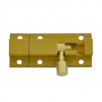 Шпингалет 501-50 Нора-М золото