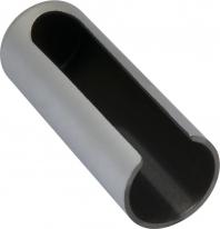 Agb E01151.14.21 3-D 14 мм Декоративный колпачок (серебро) на ввертные петли