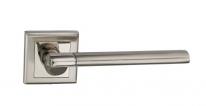 Ручка Дверная Bussare Elevado A-63-30 Chrome/S.Chrome Хром/матовый хром